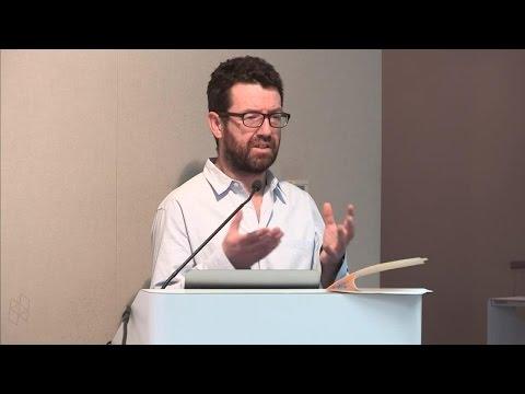 """GSD Talks: Tomás de Paor, """"previous, next"""""""