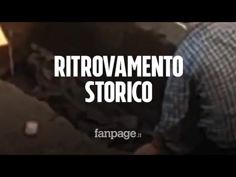 Napoli, ritrovata una necropoli sotto il cantiere della fermata Duomo della Metropolitana