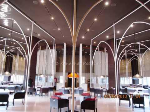 Burj khalifa armani hotel dubai youtube for Burj khalifa hotel rooms