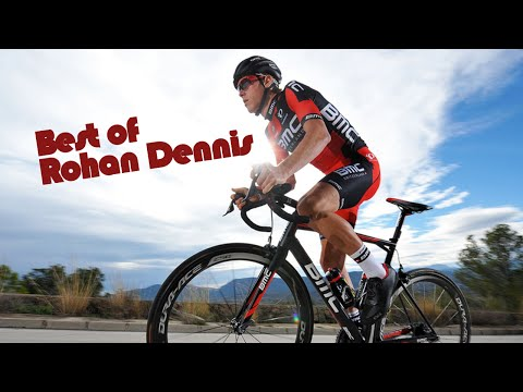 Rohan Dennis - Dennis best moments