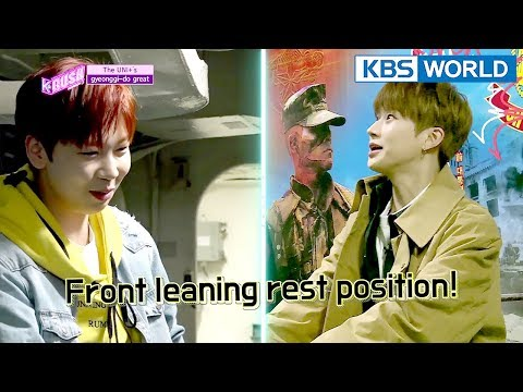 The Unit+'s - Great Gyeonggi-do(Gimpo) [KBS World Idol Show K-RUSH3 / ENG,CHN / 2018.03.30]