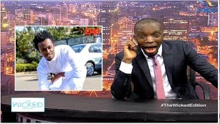 Bahati explains the stripper photos, thieves and Baby mamas - The Wicked Edition Episode 105