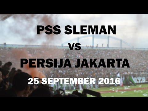 [Highlights] PSS Sleman vs PERSIJA Jakarta, 25 September 2016