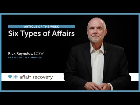 6 Types of Affairs