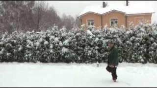 Как я хожу по снегу босиком  | Мое снежное шоу. А. Свияш
