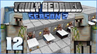 Iron Farm | Truly Bedrock Season 2 Episode 12 | Minecraft Bedrock Edition