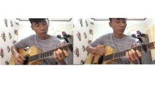 Guitar đỉnh: Làm người yêu anh nhé baby- Nguyên jenda(cover guitar)