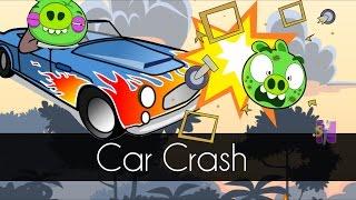 Bad Piggies - CAR CRASH (Field of Dreams) - Request