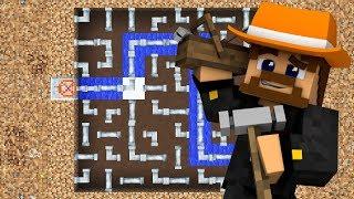 ВОДОПРОВОДЧИК ЕВГЕХА - Minecraft Прохождение карты Plumber