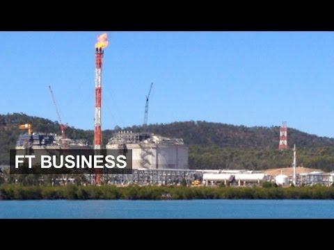 Australia's new LNG hub