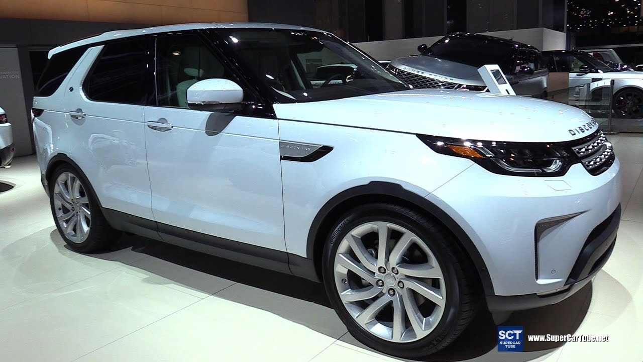2017 Land Rover Discovery Hse Exterior And Interior