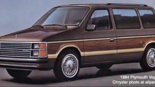 Le minivan et le monospace, succès significatifs