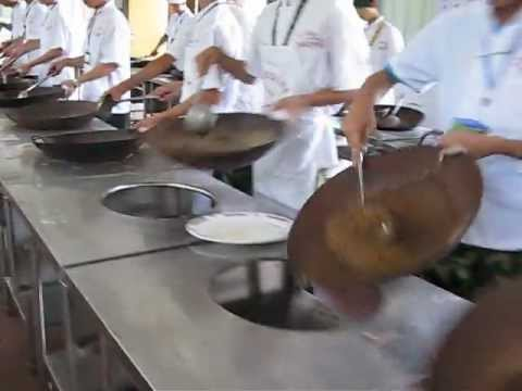Chinese Wok Training for Beginners