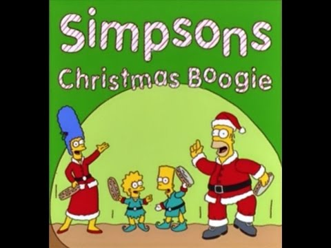 Boggie Navideño - The Simpson - YouTube
