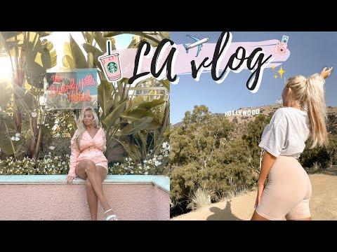 LA VLOG 2019! | Come To LA With Us | Elle Darby