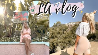 LA VLOG 2019! | Come To LA With Us | Elle Darby