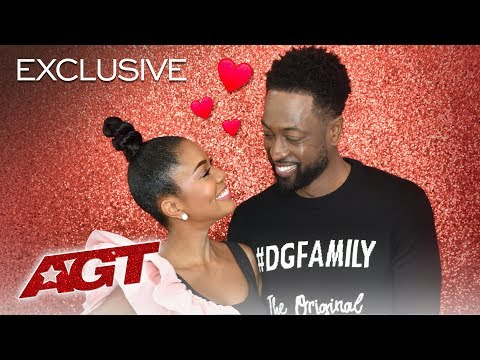 Revealing Interview With Dwyane Wade and Gabrielle Union - America's Got Talent 2019