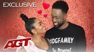 Revealing Interview With Dwyane Wade and Gabrielle Union - America's