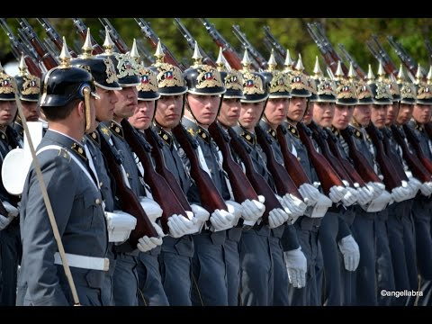 """Prussian Parade Style"" 2016 HD 720p"