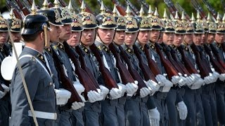 """""""Prussian Parade Style"""" 2016 HD 720p"""