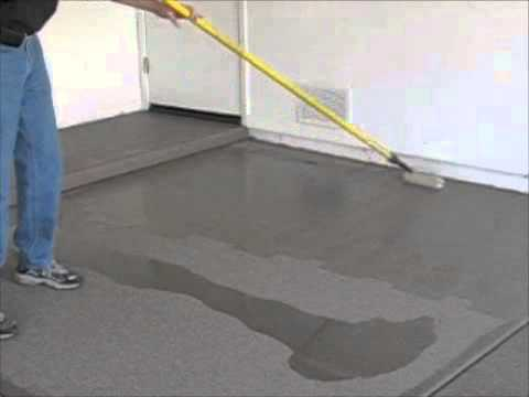 Polyaspartic Flooring Solutions Youtube