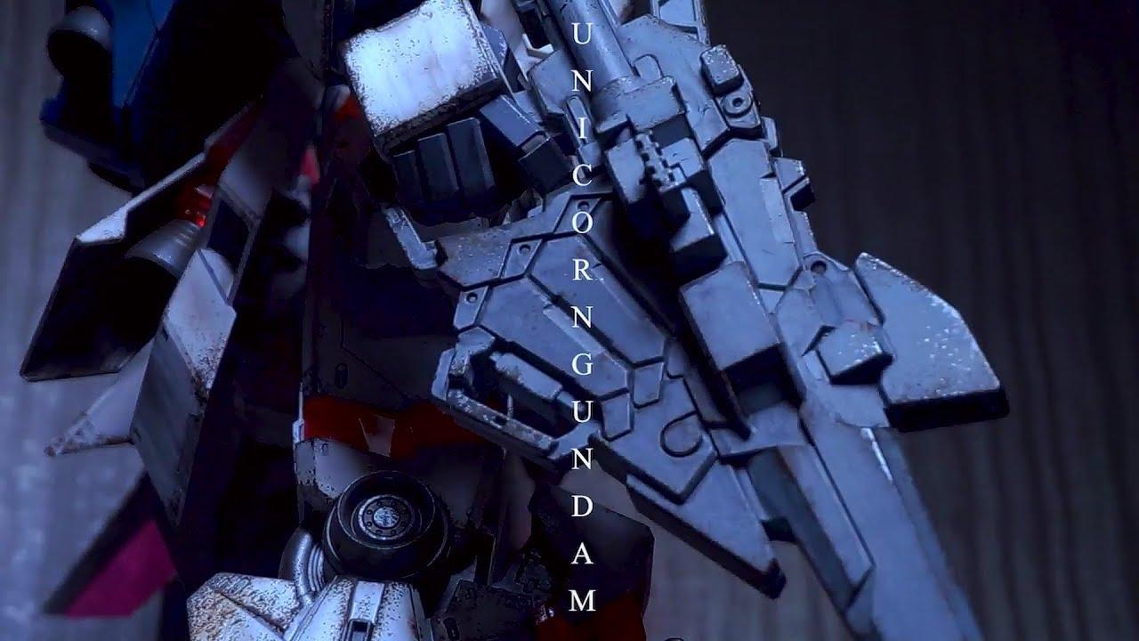 Unicorn Gundam 1 48 Mega Size Weathering Master By Yu Maruta Youtube Mg Rx78 2 Verka 114215