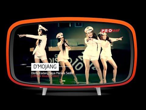 D'Mojang - Disitu Kadang Saya Merasa Sedih (Official Music Video)