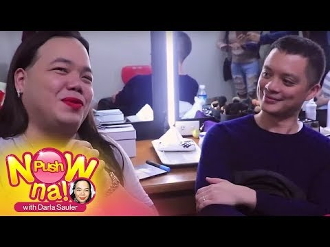 Push Now Na: Coach Bamboo shows his bag must-haves