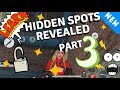 Additional Hiding Spots REVEALED! PART 3! Rules of Survival