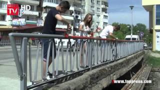 """Учениците и персоналът на ПГ НСС """"П. Яворов"""" в Гоце Делчев – най-активни в пролетното почистване"""