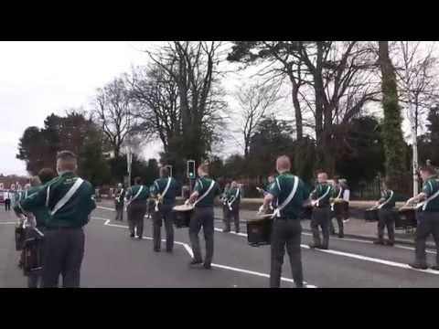 Eire Nua RFB Falls Road Easter Commemoration 2015