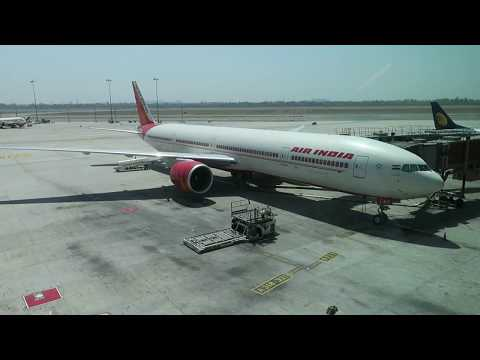 [Flight Report] AIR INDIA | Delhi ✈ Mumbai | Boeing 777-300ER | Business