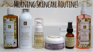 Morning Skincare Routine Thumbnail
