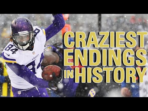 The Craziest Final 2 Minutes In Nfl History Nfl Vault