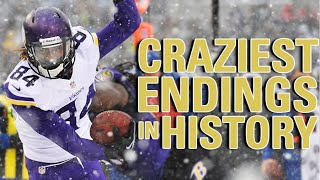 Download The Craziest Final 2 Minutes in NFL History | NFL Vault Mp3 and Videos