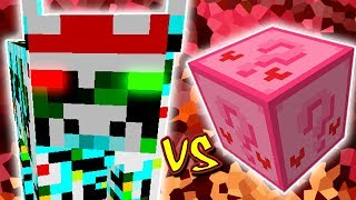 VACA DE NATAL VS. LUCKY BLOCK AMOR (MINECRAFT LUCKY BLOCK CHALLENGE XMAS COW)