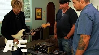 Storage Wars: Darrell's Guitar Echo Machine (S6, E17) A&E