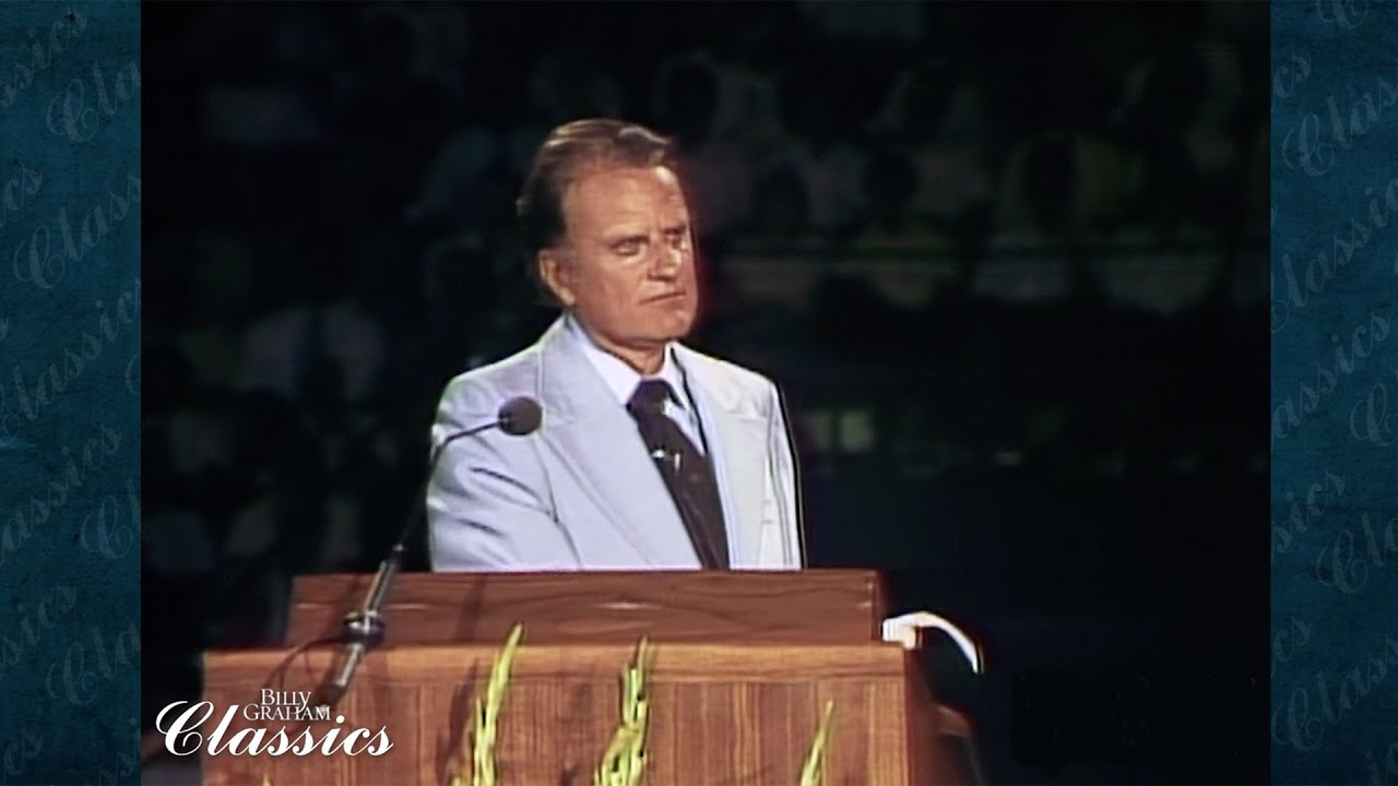 The Person and Work of the Holy Spirit - Billy Graham Classic