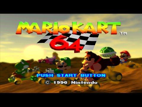 Nintendo 64 Longplay [002] Mario Kart 64