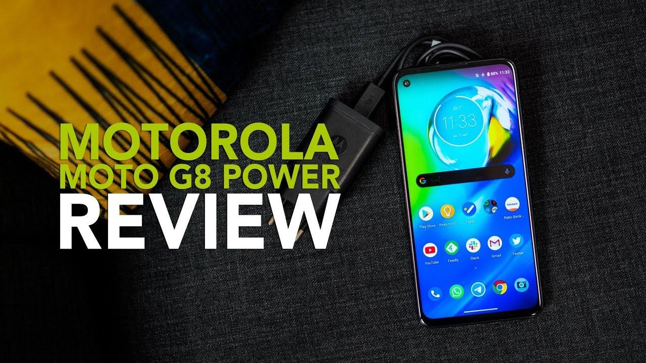 Motorola Moto G8 Power review: uitstekende accuduur in een goedkoop jasje