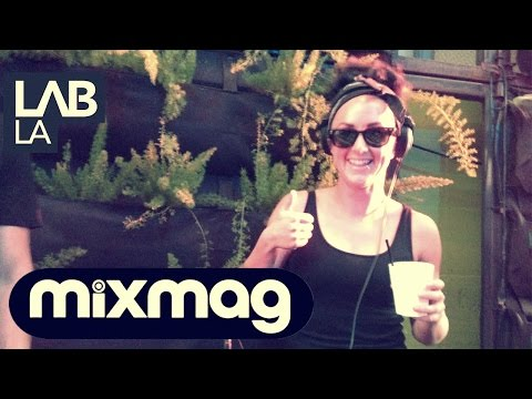 HANNAH WANTS jackin' house DJ set in The Lab LA