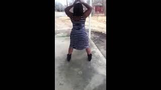 Booty hopscotch