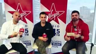 HEDLEY Interview at 94.5 Virgin Radio