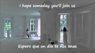 Repeat youtube video John Lennon -  Imagine (Subtitulada Inglés/Español) HD