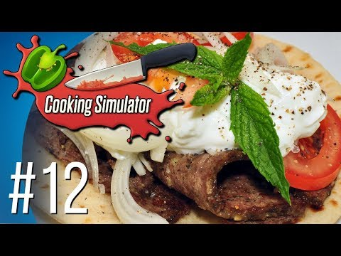Cooking Simulator #12