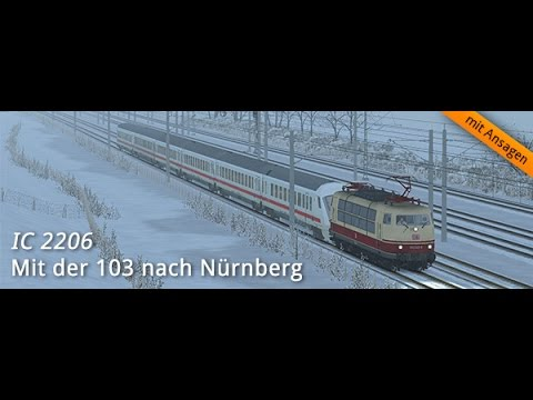 Zugbier - Frühjahrsputz - Teil 1- vR BR103 EXPERT LINE München - Augbsurg