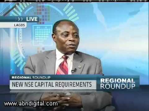 SEC ups capital base by 2,400% in Nigeria with Rasheed Yusuf