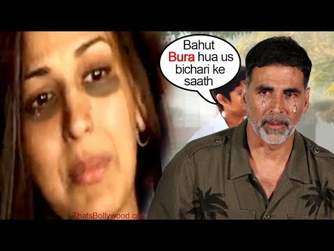 Akshay Kumar Breaks Down Talking About Sonali Bendre's SHOCKING Condition