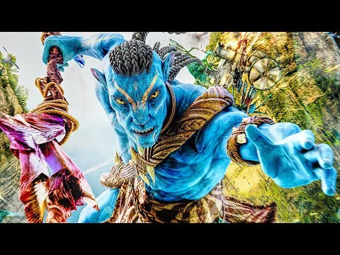 AVATAR All Cutscenes Full Movie Game Walkthrough
