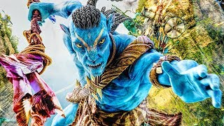 AVATAR All Cutscenes Full Movie Game Walkthrough